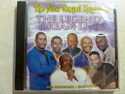 New Gospel Keynotes - Legend's Dream Lives CD Cover Art