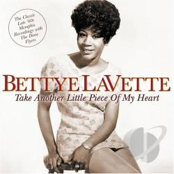 Lavette, Bettye - Take Another Little Piece of My Heart CD Cover Art