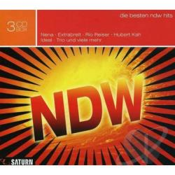 Saturn NDW CD Cover Art