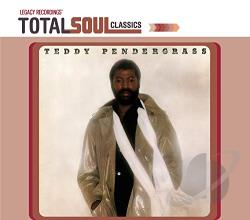 Pendergrass, Teddy - Teddy Pendergrass CD Cover Art