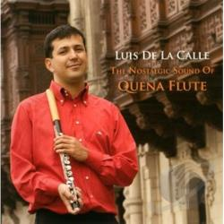 De La Calle, Luis - Tenor Flute CD Cover Art