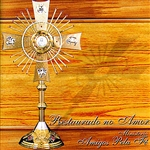 Ministerio Amigos Pela Fe - Restaurado No Amor CD Cover Art