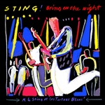 Sting - Bring On The Night (Live) DB Cover Art