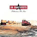 36 Crazyfists - Bitterness the Star CD Cover Art
