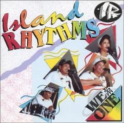 Island Rhythms - We Are One CD Cover Art
