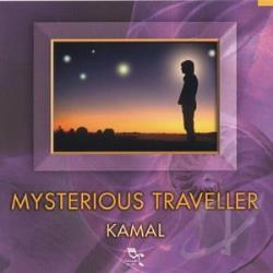 Kamal - Mysterious Traveller CD Cover Art