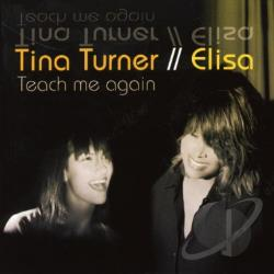 Elisa & Tina Turner - Teach Me Again DS Cover Art