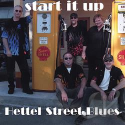 Hettel Street Blues - Start It Up CD Cover Art