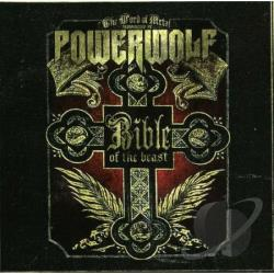Powerwolf - Bible Of The Beast CD Cover Art