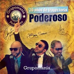 Grupo Mania - Poderoso CD Cover Art