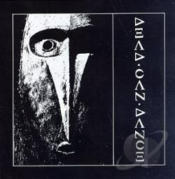 Dead Can Dance - Dead Can Dance/Garden of The Arcane Delight CD Cover Art