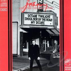 Johnny & The Distractions - My Desire CD Cover Art