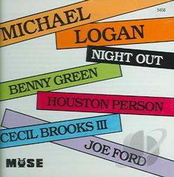 Logan, Michael - Night Out CD Cover Art