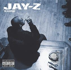 Jay-Z - Blueprint LP Cover Art