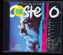 Costello, Elvis - Best of Elvis Costello & The Attractions CD Cover Art