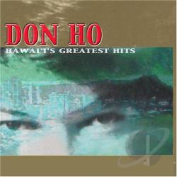 Ho, Don - Hawaii's Greatest Hits CD Cover Art