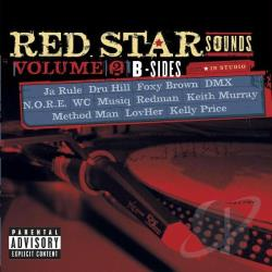 Red Star Sounds, Vol. 2: B - Sides CD Cover Art