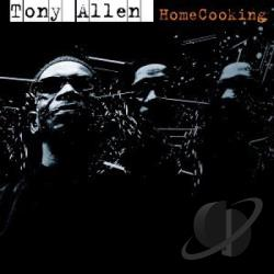 Allen, Tony - Homecooking CD Cover Art