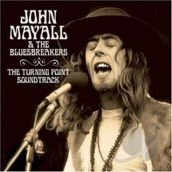 Mayall, John - Turning Point Soundtrack CD Cover Art