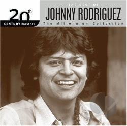 Rodriguez, Johnny - 20th Century Masters - The Millennium Collection: The Best of Johnny Rodriguez CD Cover Art
