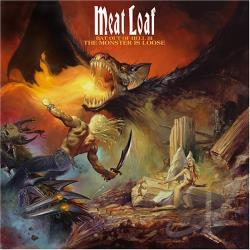 Meat Loaf - Bat Out of Hell III: The Monster Is Loose CD Cover Art
