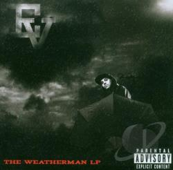 Evidence - Weatherman LP CD Cover Art