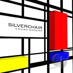 Silverchair - Young Modern CD Cover Art