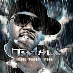Twista - Perfect Storm CD Cover Art