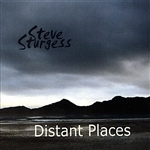 Steve Sturgess - Distant Places DB Cover Art