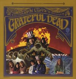 Grateful Dead - Grateful Dead LP Cover Art