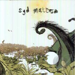 Matters, Syd - Syd Matters CD Cover Art