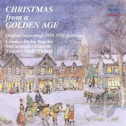 Christmas from a Golden Age: 1925 - 50 CD Cover Art