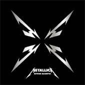 Metallica - Beyond Magnetic CD Cover Art
