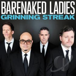 Barenaked Ladies - Grinning Streak CD Cover Art