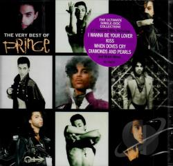 Prince - Very Best of Prince CD Cover Art