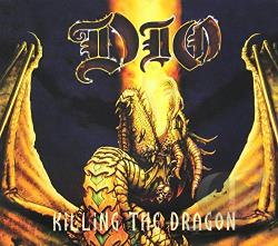 Dio - Killing The Dragon: Special Edition. CD Cover Art