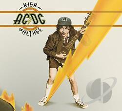 AC/DC - High Voltage CD Cover Art