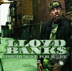 Banks, Lloyd - Hunger For More CD Cover Art