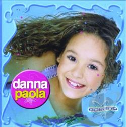 Paola, Danna - Oceano CD Cover Art