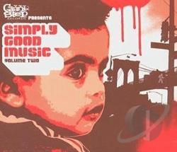 Simply Good Music, Vol. 2 CD Cover Art
