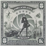 Fort Knox Five - Reminted CD Cover Art