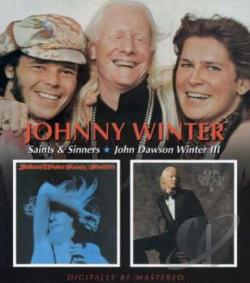 Winter, Johnny - Saints & Sinners/John Dawson Winter III CD Cover Art