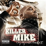 Killer Mike - I Pledge Allegiance to the Grind, Vol. 2 CD Cover Art