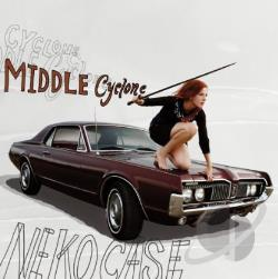 Case, Neko - Middle Cyclone CD Cover Art