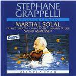 Grappelli, Stephane - Olympia 1988 (Live) DB Cover Art