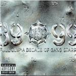 Gang Starr - Full Clip: A Decade Of Gang Starr DB Cover Art