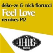 Fiorucci, Nick - Feel Love [remixes: Part 2] DB Cover Art