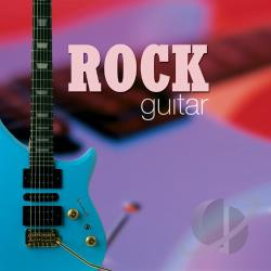 Rock Guitar CD Cover Art