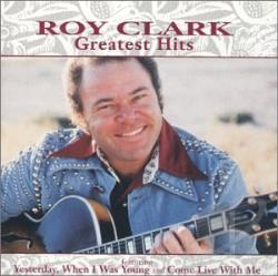 Clark, Roy - Greatest Hits CD Cover Art