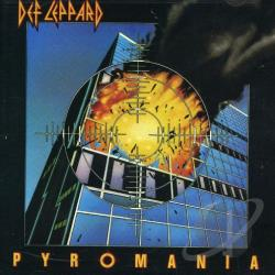 Def Leppard - Pyromania CD Cover Art